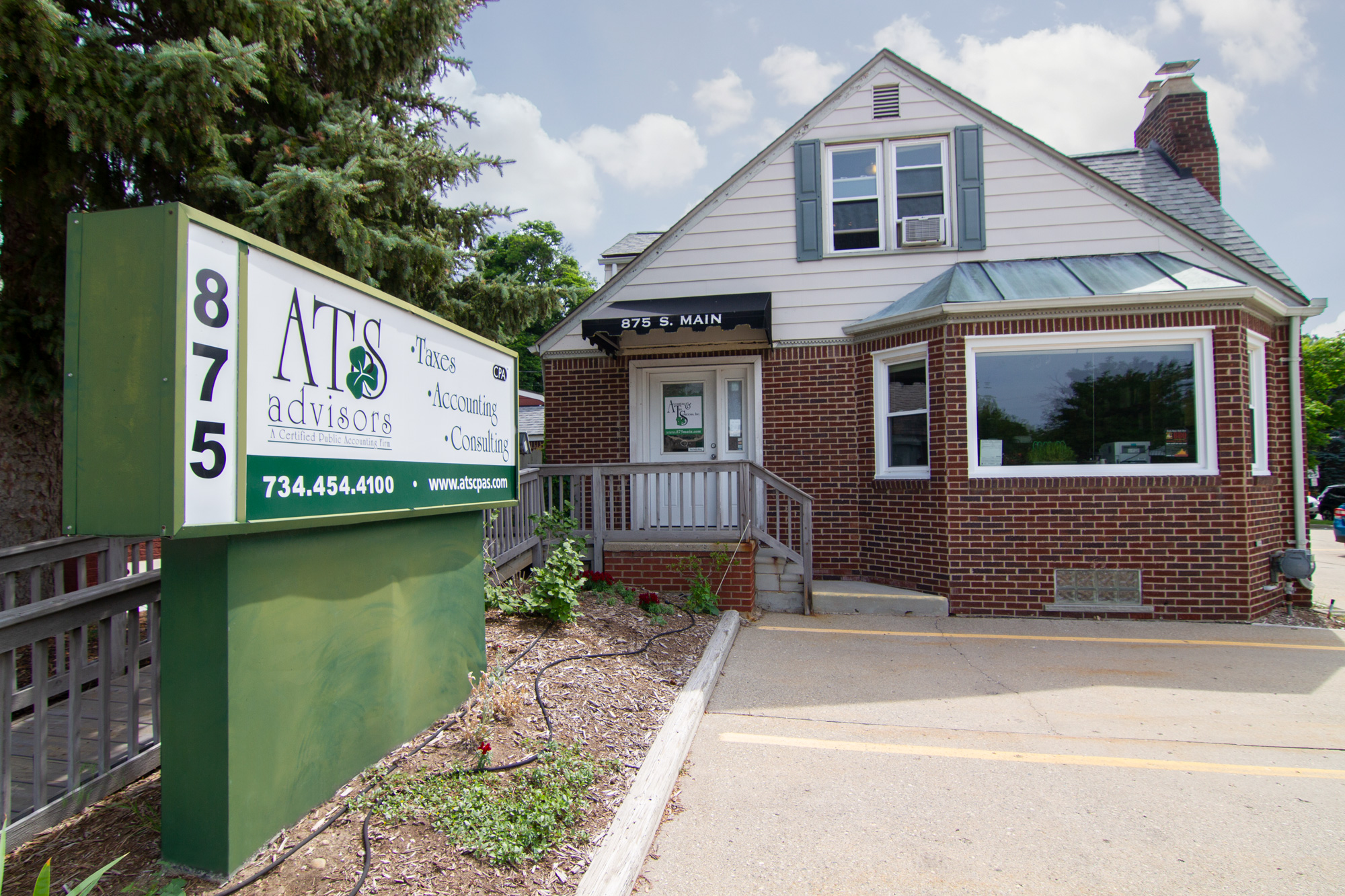 ATS Advisors Plymouth Michigan